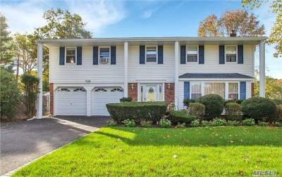 Hauppauge Single Family Home For Sale: 146 Wayne St