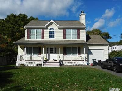 Centereach Single Family Home For Sale: 5 Gaynor St