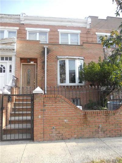 Brooklyn Single Family Home For Sale: 775 New Jersey Ave