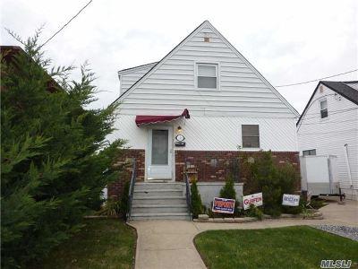 Island Park, Long Beach, Lynbrook, Oceanside, Rockville Centre Multi Family Home For Sale: 173 Kingston Blvd