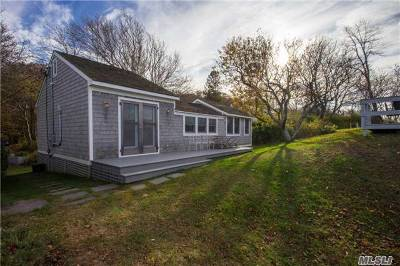Peconic Single Family Home For Sale: 970 Salt Marsh Ln