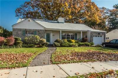 Rockville Centre Single Family Home For Sale: 11 Windham Rd