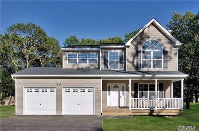 Lake Grove Single Family Home For Sale: N/C St. Nicholas