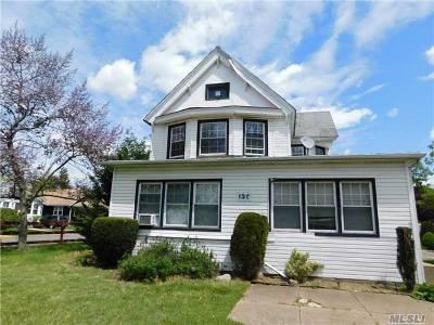 Single Family Home For Sale: 132 Babylon Tpke