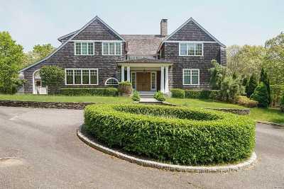 Southampton Single Family Home For Sale: 19 Southampton Hill Ct