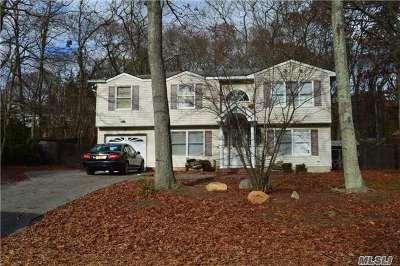 Farmingville Single Family Home For Sale: 43 Dogwood Ave