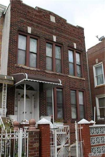 Brooklyn Multi Family Home For Sale: 108 E 31st St