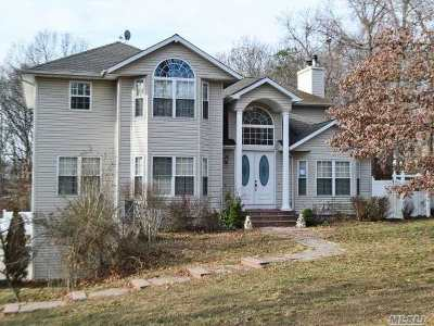 Miller Place Single Family Home For Sale: 234 Miller Place Rd
