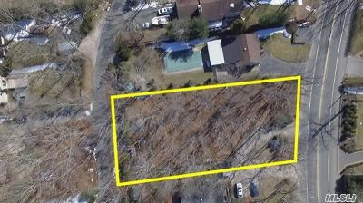 Hampton Bays Residential Lots & Land For Sale: 62 A Squiretown Rd
