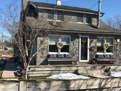 Single Family Home Sold: 259 Foster Ave