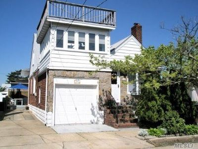 Point Lookout Single Family Home For Sale: 139 Freeport Ave