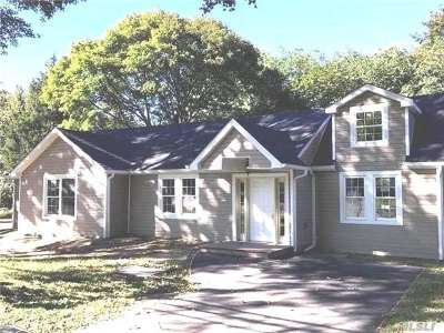 central Islip Single Family Home For Sale: 1036 Wilson Blvd