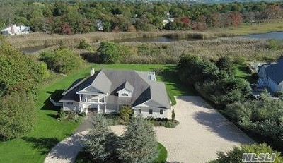 Westhampton Single Family Home For Sale: 54d Tanners Neck Ln