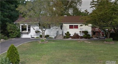 central Islip Single Family Home For Sale: 66 Gibbs Rd