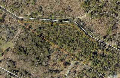 Quogue Residential Lots & Land For Sale: 25 Second Neck