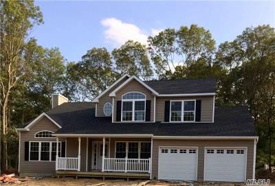 Centereach Single Family Home For Sale: Lot 1 League Ct