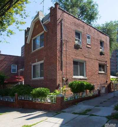 Woodside Single Family Home For Sale: 47-23 59th Pl