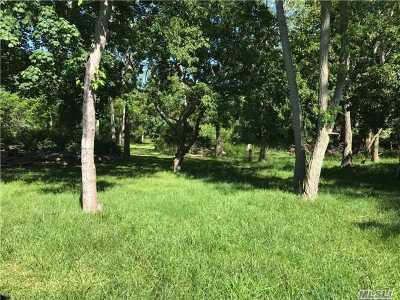 Mattituck Residential Lots & Land For Sale: 965 Breakwater Rd