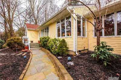 Smithtown Single Family Home For Sale: 25 Valley Ave