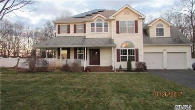 Miller Place Single Family Home For Sale: 31 Independence Way