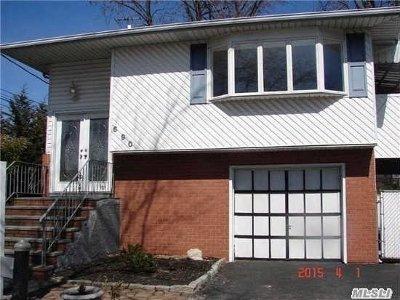 Lindenhurst Multi Family Home For Sale: 690 N Wellwood Ave