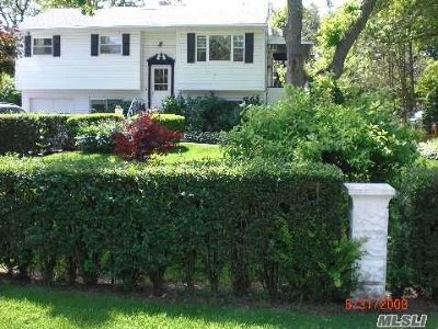 central Islip Single Family Home For Sale: 100 Lexington Ave
