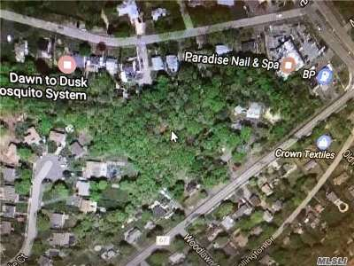 Ronkonkoma Residential Lots & Land For Sale: 21-1-42 Valley Dr