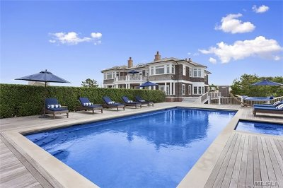Single Family Home For Sale: 83 Dune Rd