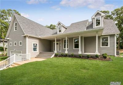Hampton Bays Single Family Home For Sale: 2 Rolling Woods Ln