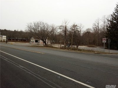 Middle Island Residential Lots & Land For Sale: Swezeytown & Middle Country Rd