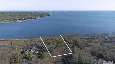 East Moriches Residential Lots & Land For Sale: 44 Inlet View Path