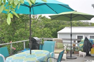 Davis Park Single Family Home For Sale: 28 Center Walk