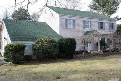 Port Jefferson Single Family Home For Sale: 5 Waterview Dr
