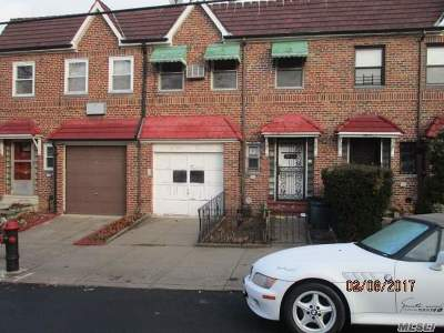 Jackson Heights Multi Family Home For Sale: 78-15 32nd Ave