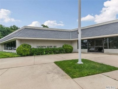Suffolk County Commercial For Sale: 120 New York Ave