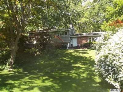 Centerport Single Family Home For Sale: 19 Gina Dr