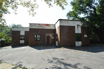 Great Neck Commercial For Sale: 401 Great Neck Rd
