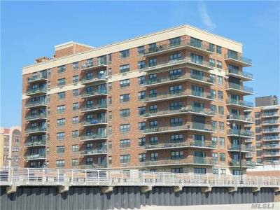 Lido Beach, Long Beach Condo/Townhouse For Sale: 26 W Broadway #1001