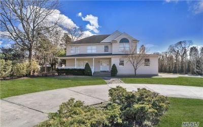 Holtsville Single Family Home For Sale: 18 Ann Ln