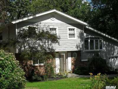 Hauppauge Single Family Home For Sale: 76 Village Lane