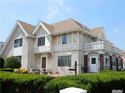 Long Beach NY Single Family Home For Sale: $1,099,000