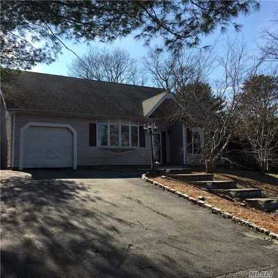 Lake Grove Single Family Home For Sale: 94 Moriches Rd