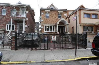 Elmhurst Multi Family Home For Sale: 40-78 Denman St