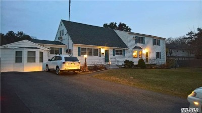 Bay Shore Multi Family Home For Sale: 4 Osage Pl