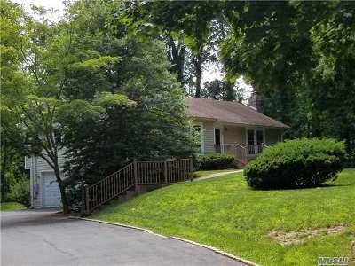 Setauket Single Family Home For Sale: 4 Van Brunt Manor Rd