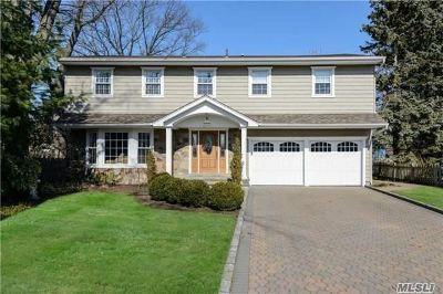 Westbury NY Single Family Home For Sale: $879,000