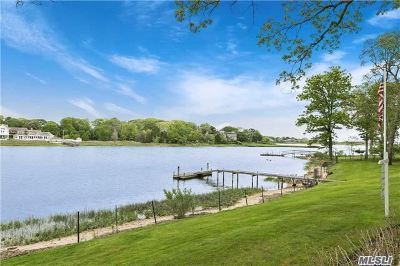 Quogue Single Family Home For Sale: 17 Bay Rd