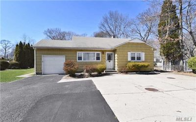 Smithtown Single Family Home For Sale: 396 Route 111