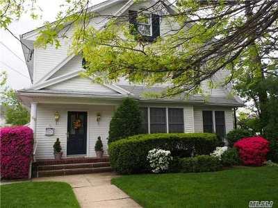 Rockville Centre Single Family Home For Sale: 66 Princeton St
