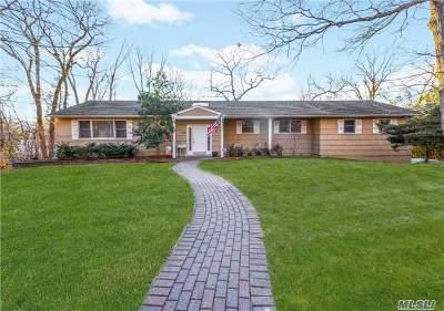 Stony Brook Single Family Home For Sale: 90 Quaker Path
